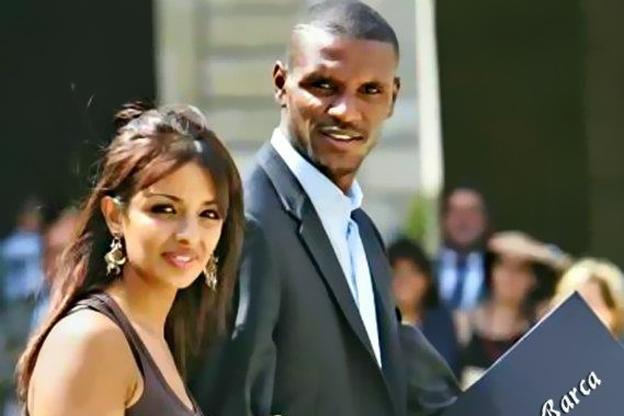 النجم الفرنسي أبيدال والفتاة الجزائرية حياة