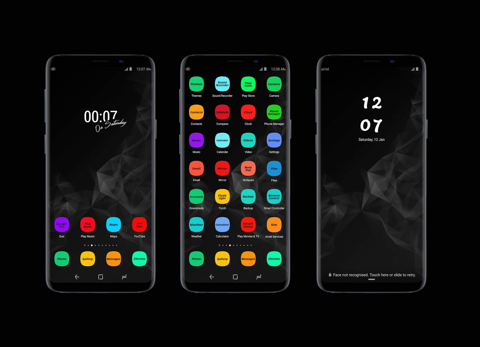 Samsung Text UI For EMUI 5 & EMUI 8 !! Huawei Hwt Theme