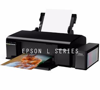 Epson EcoTank L805 Driver Downloads
