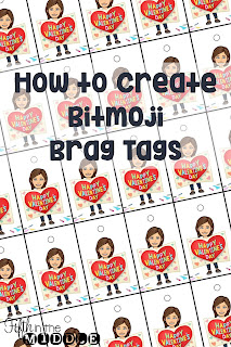 How to Create Bitmoji Brag Tags