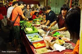 Pasar Semawis Semarang