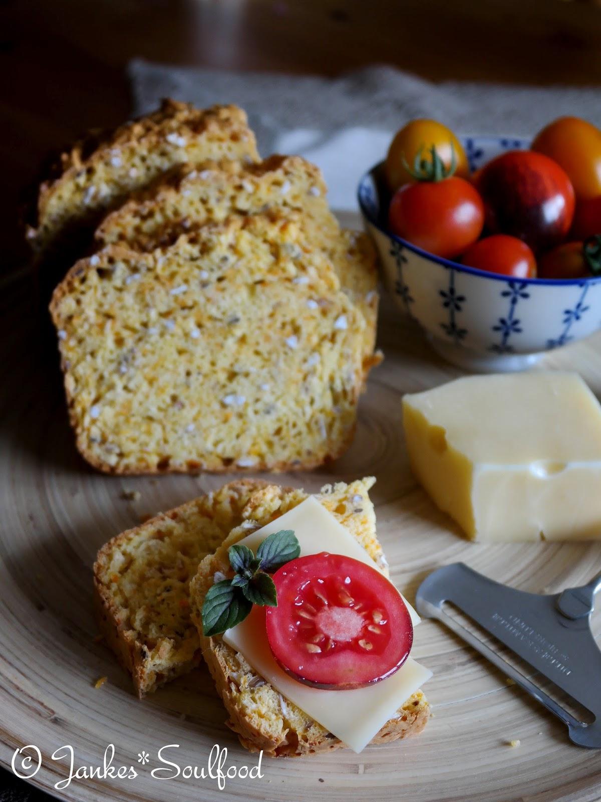 Karottenbrot - Jankes Soulfood