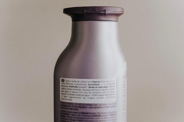 Pureology Shampoo, 100% vegan