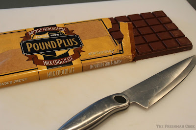 Pound Plus Chocolate
