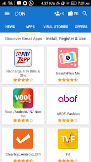 Don app free recharge app