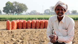 SBI Ecowrap Report recommends Unconditional Cash Transfer to farmers