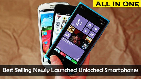 10 Best Selling Newly Releases Unlocked Smartphones