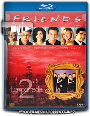 Friends 2ª Temporada Completa Torrent