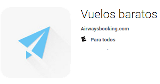 Vuelos baratos Airwaysbooking.com App