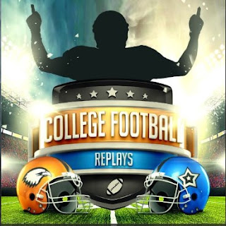 Add-On - College Football Replays - KODI - Assista os replays jogos do futebol americano universitário