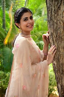 leona lishoy at edureetha teaser launch 6