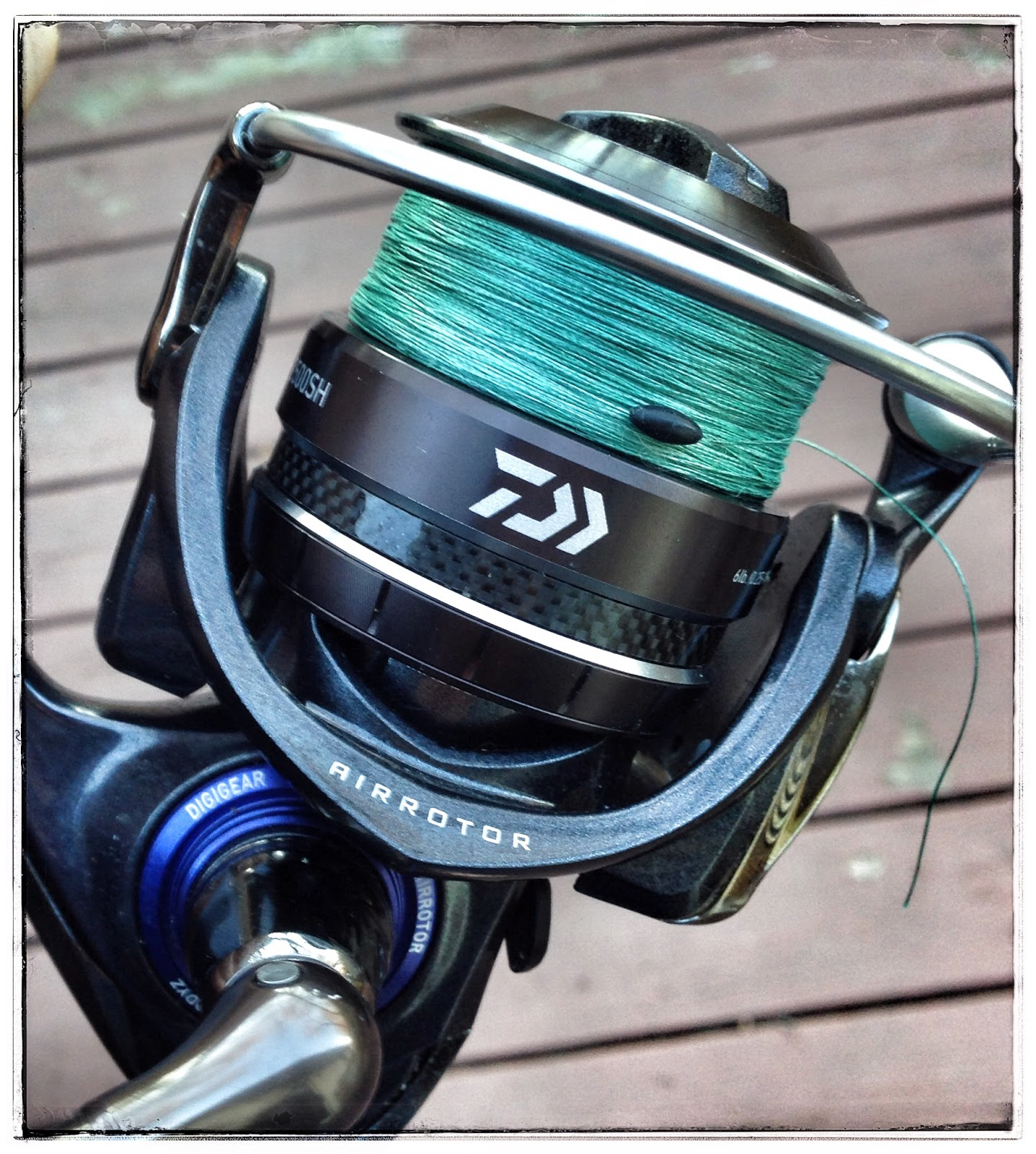 eac79412c28 I think every angler comes to a time in their life when they start to  realize that they are not only addicted to fishing but often fishing gear  as well.