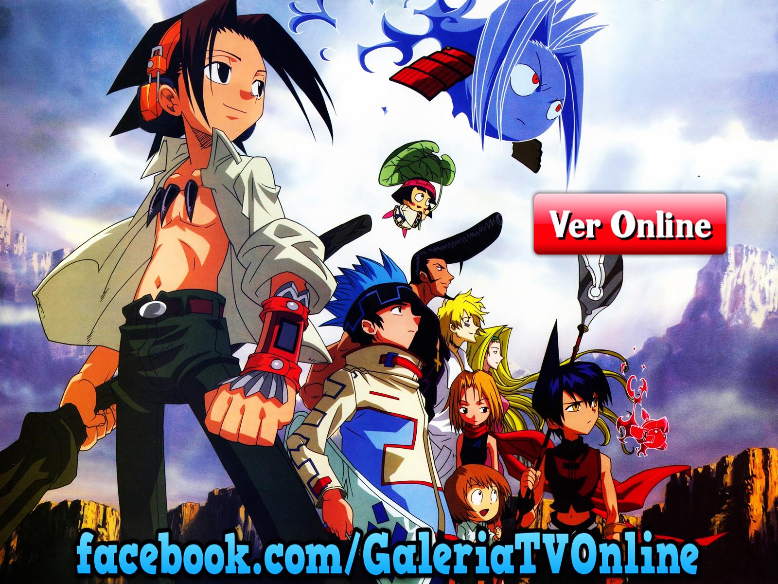 Shaman King Online