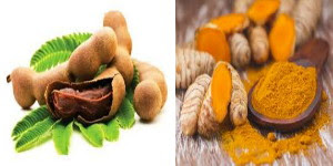 How to treat hives with tamarind and curcuma