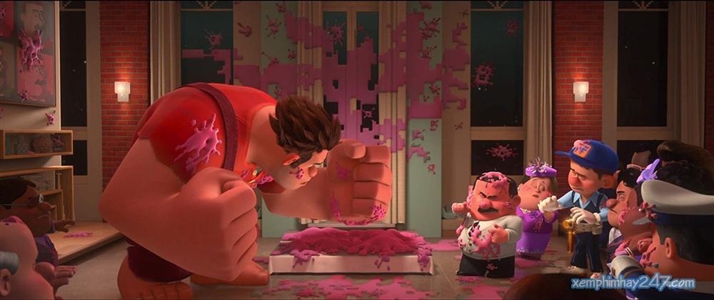 http://xemphimhay247.com - Xem phim hay 247 - Ráp-phờ Đập Phá (2012) - Wreck-it Ralph (2012)