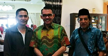 Bako IKK Nyatakan Dukung Putra Daerah di Pilkada Padang 2018, Syahril Amir: Kenapa Harus Memilih yang Lain?