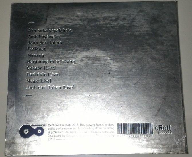 roxx jauh dari tuhan full album