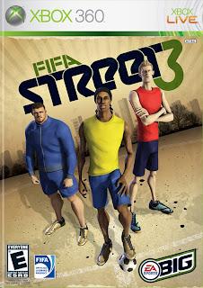 FIFA Street 3 (X-BOX360) 2008