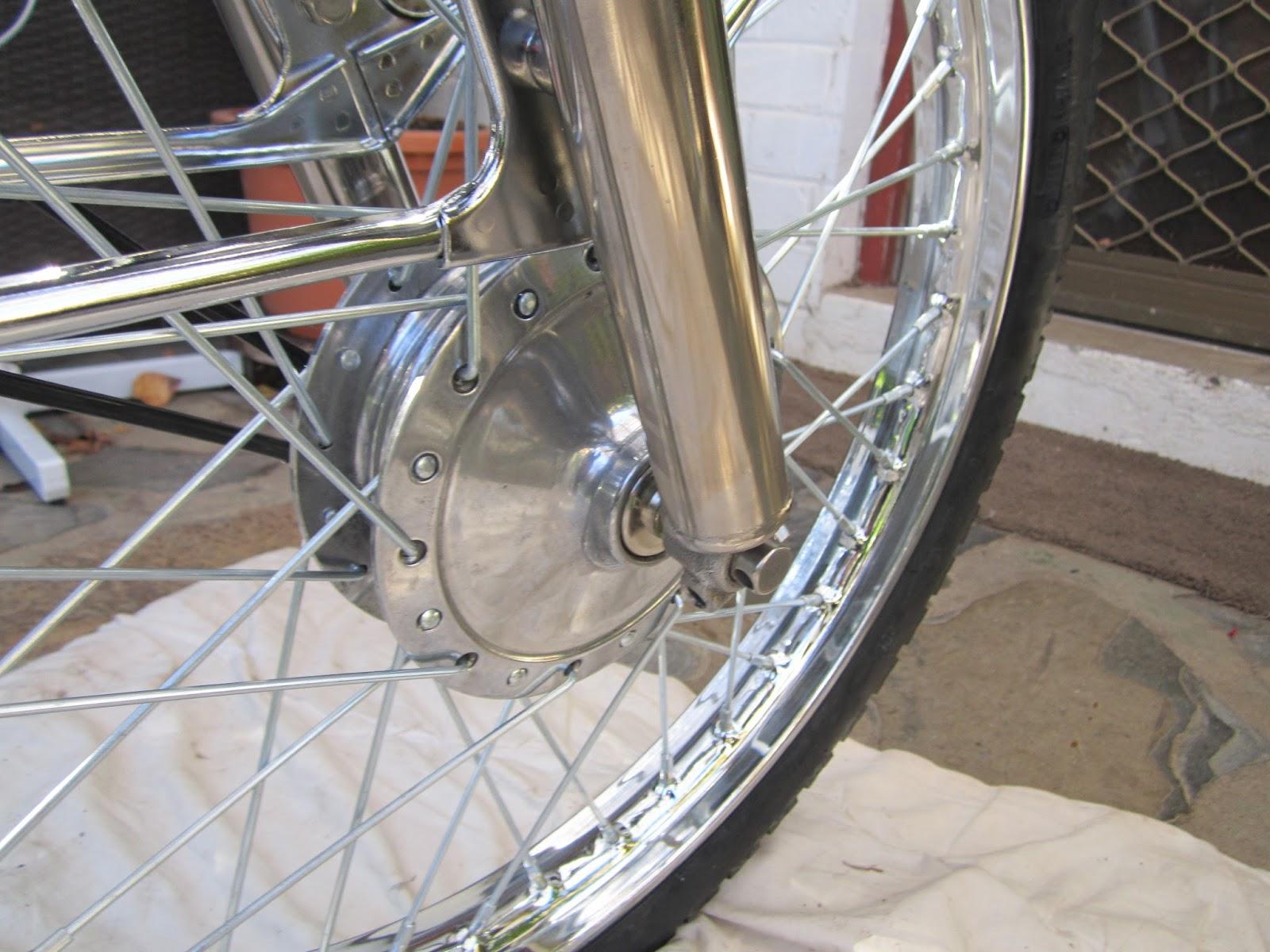 medium resolution of right side front wheel yamaha ls3