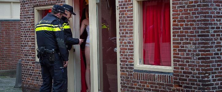 holland legalized prostitution