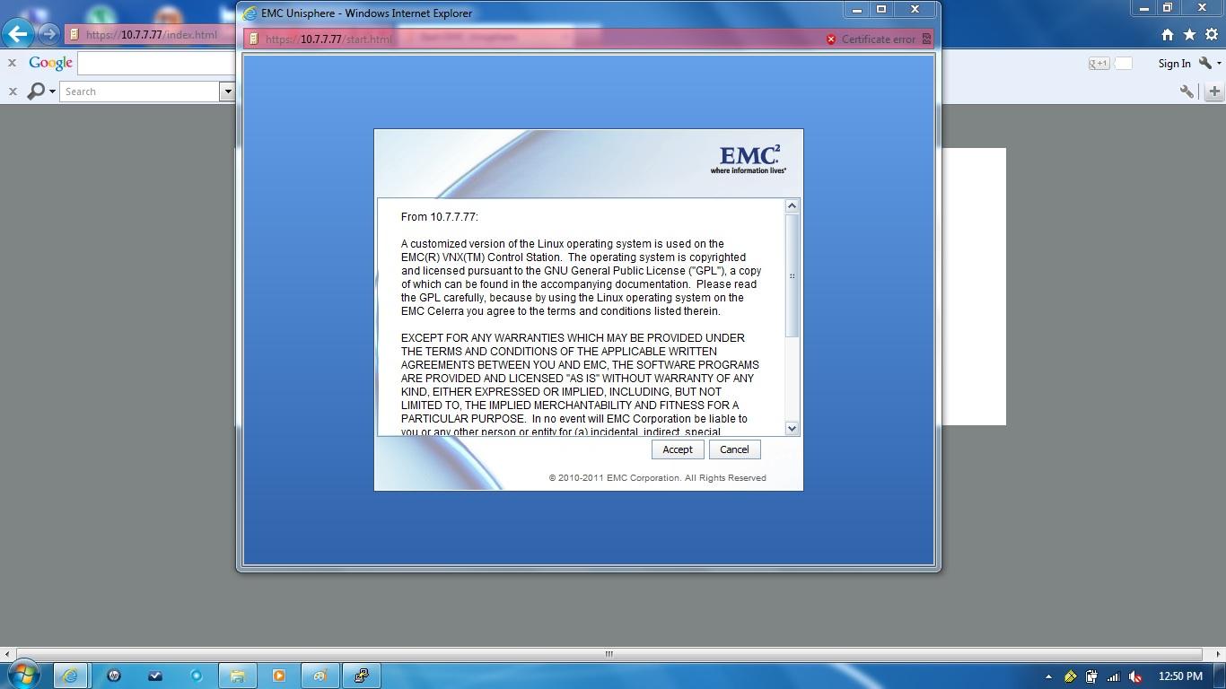 Remote Infrastructure Management: EMC VNX TUTORIAL