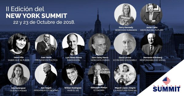 Se Presenta el New York Summit 2018