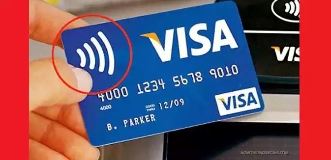 Κάρτες τραπέζης με τσιπάκι RFID για να σας κλέβουν τα λεφτά εύκολα.Βίντεο