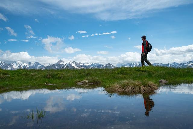 Der Pinzgauer Spaziergang  Die Saalbach Wander-Challenge 10