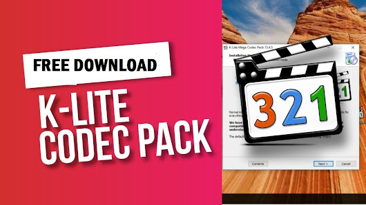Free Download K-Lite Mega Codec Pack 14.5.0