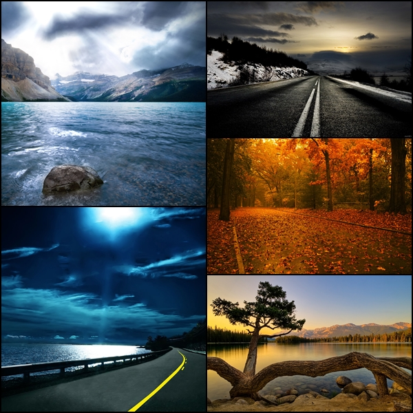 Nature HD Wallpapers Pack