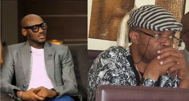 Professor Adetoye apologizes to 2face
