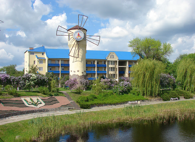Миргород, курортная зона