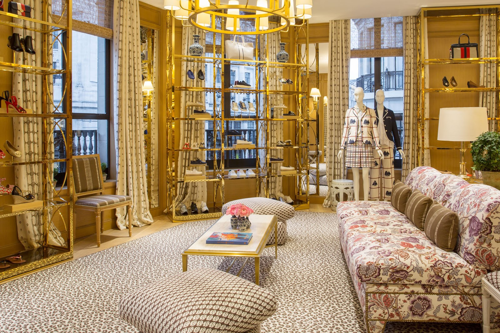 Tory Burch Is Expanding Their Footprint In Europe By Opening The New Regent  Street Boutique. The Brand Is No Stranger To The Area, With Their Flagship  On ... Part 54