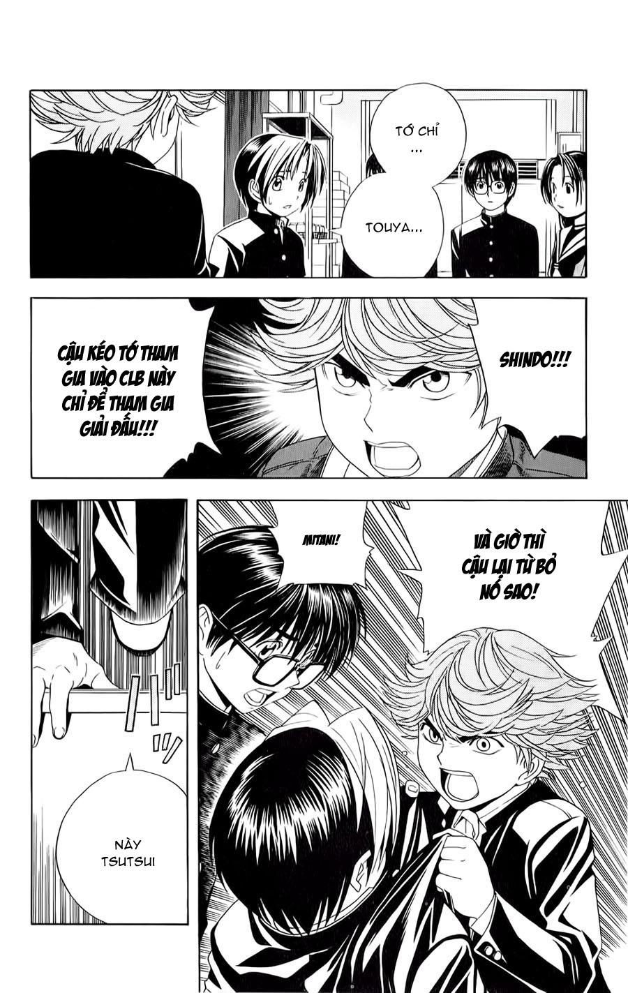 Hikaru No Go hikaru no go chap 42 trang 5