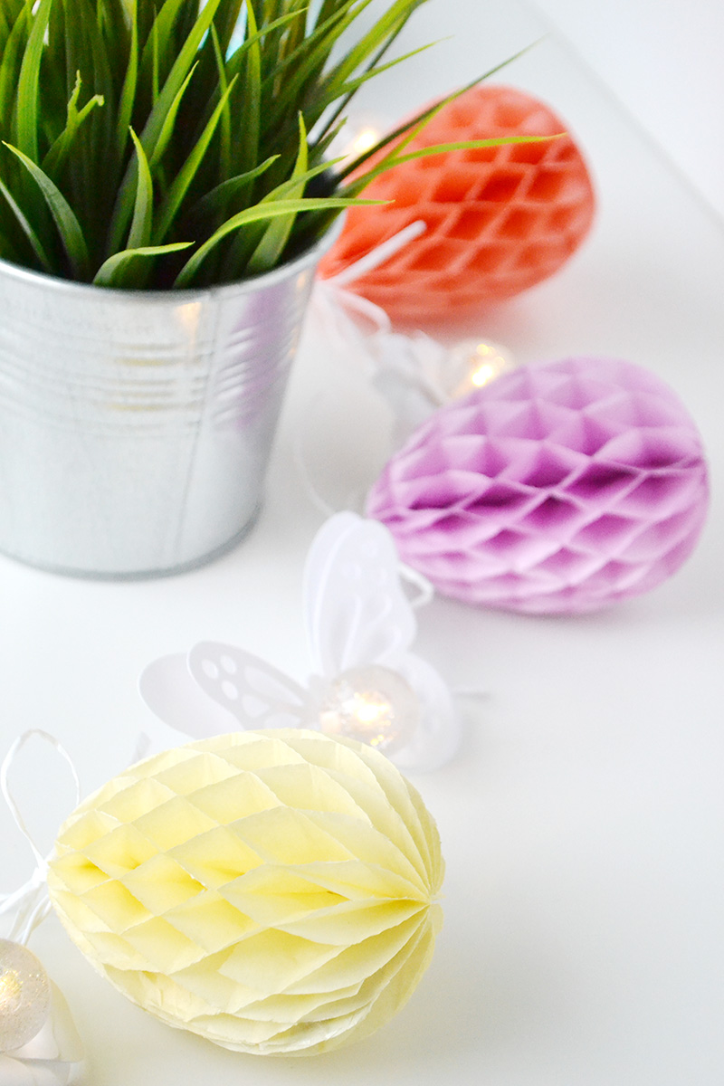 Aly dosdall honeycomb easter egg garland honeycomb easter egg garland mightylinksfo