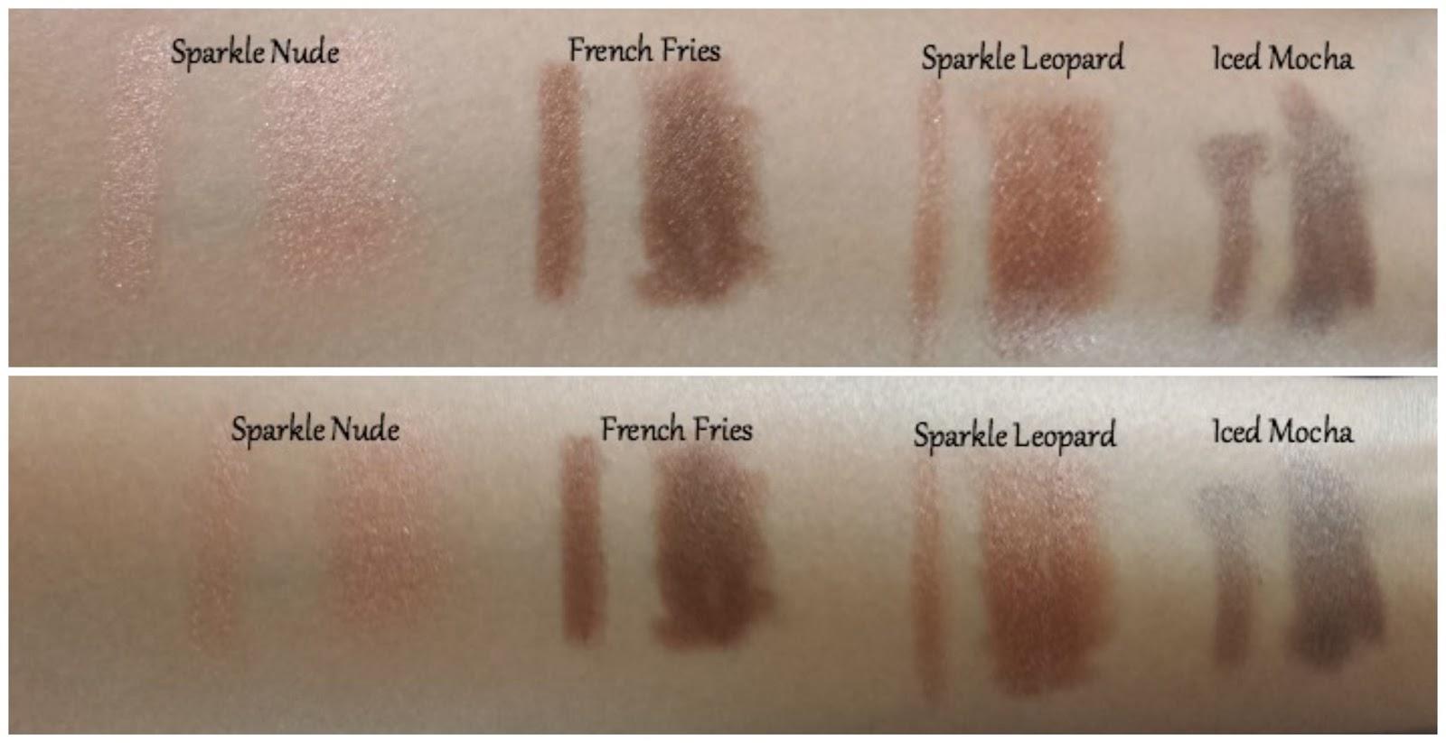 product smackdown nyx jumbo eye pencil vs nyx glam shadow sticks vs nyx infinite shadow sticks makeup with a heart