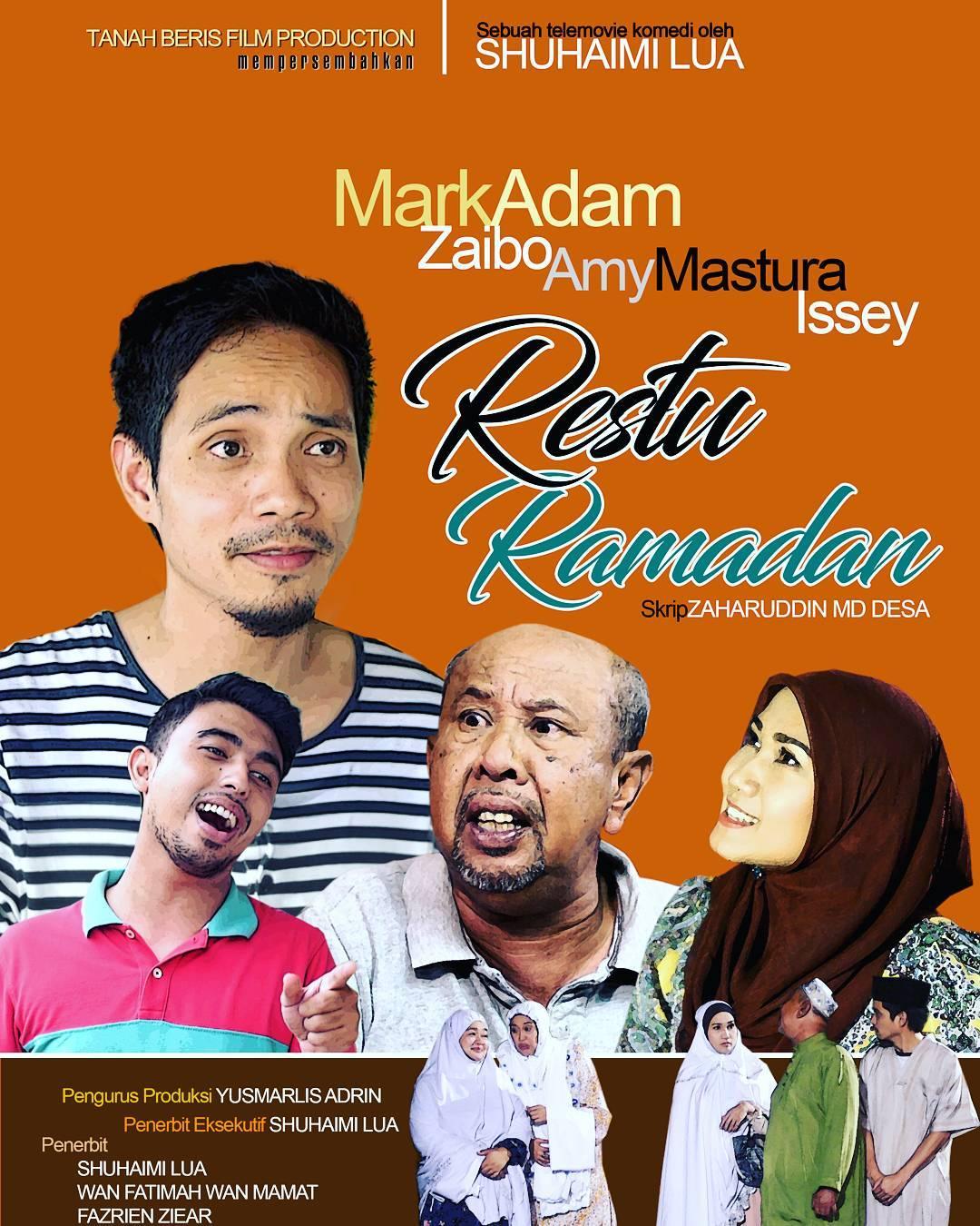 Sinopsis Telemovie Restu Ramadan