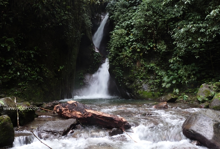 Discover Mahil Falls in Lake Sebu