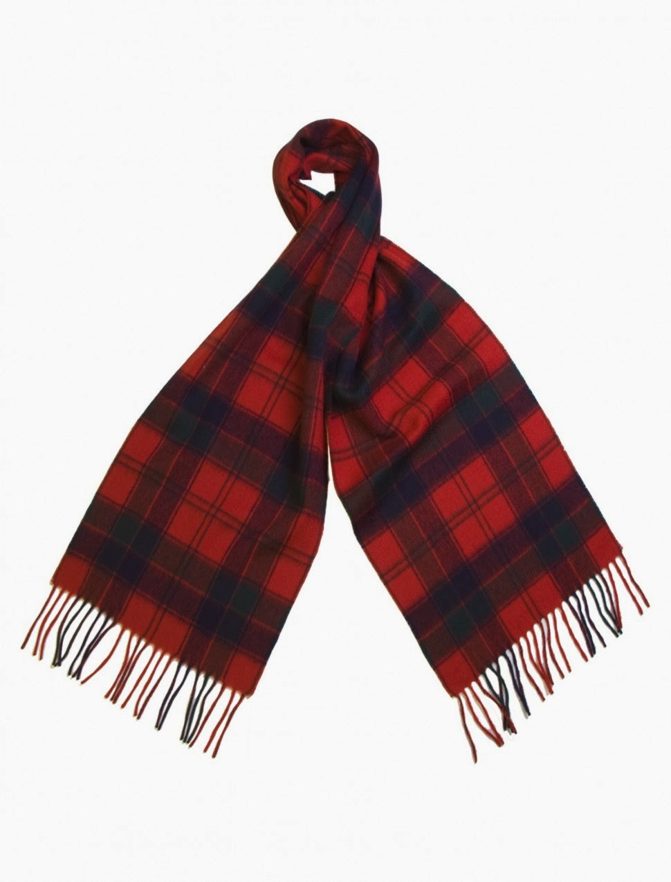 Lamb Wool Scarf, £12 or 2 for £20 at The Edingburgh Woollen Mill