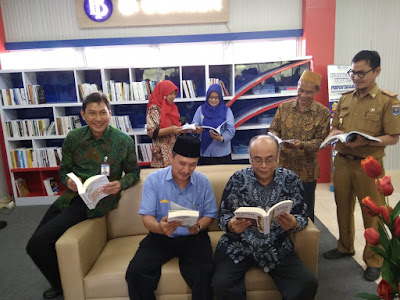 """Wujudkan """"Indonesia Cerdas"""", Budiharto Resmikan BI Corner di Politeknik Negeri Lampung"""