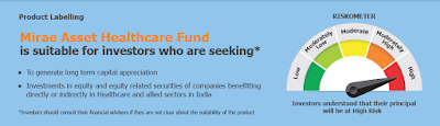 Mirae Asset Healthcare Fund Risk