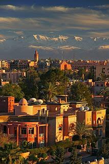 De viajeros por Marrakech 13