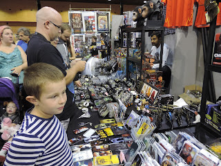bournemouth comic film con stalls