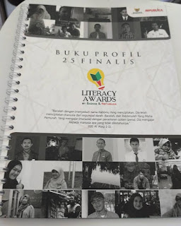 Baznas-Republika Literacy Award 2017