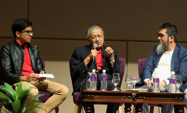 Malays Are Left Behind Because We Always Try To Find The Easy Way Out, Says Dr M
