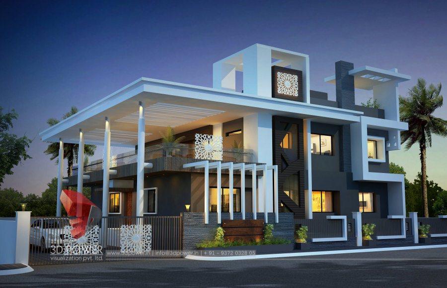 Bungalow elevation design for Bungalow house exterior design