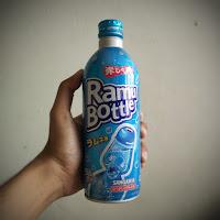 ramu bottle soda jepang