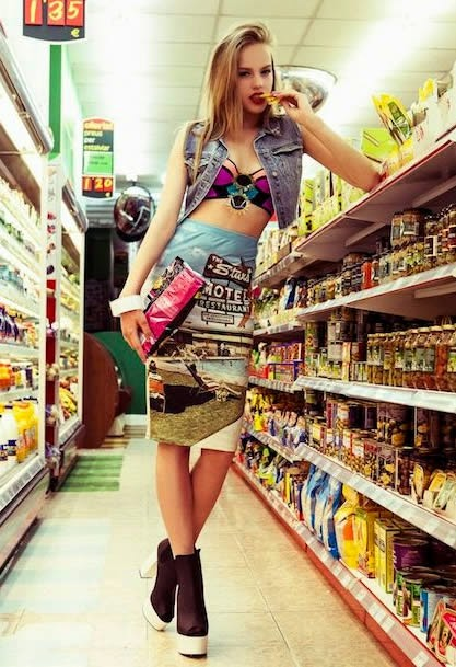 Guoda for Sicky Magazine by Adriano Campos