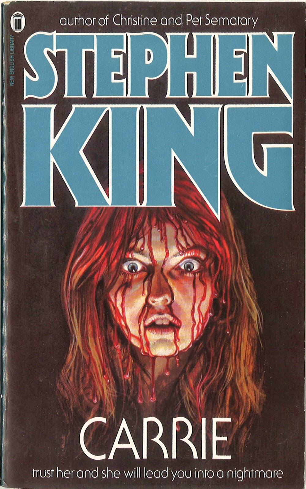 "essays on carrie by stephen king The long walk was stephen king's first full-length novel that he had the shining by stephen king essay this action resulted in ""carrie""."