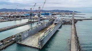Livorno: torna in attività il bacino galleggiante